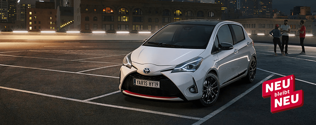 Der Toyota Yaris Y20 Club